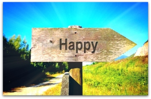 happiness this way, how to be happy