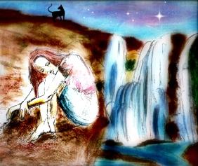 painting watercolour, art,