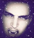 Vampire, vampyr, snowing, fantastic story