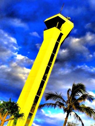lighthouse, colour,