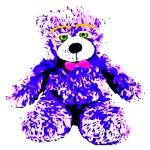 Cute Teddy, Evil Ted, funny,